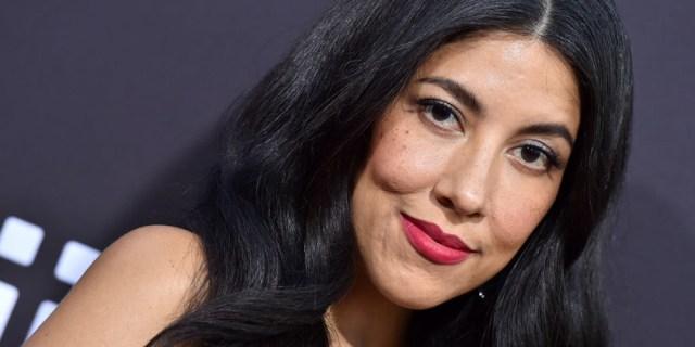 Stephanie Beatriz attends the 2021 Los Angeles Latino International Film Festival