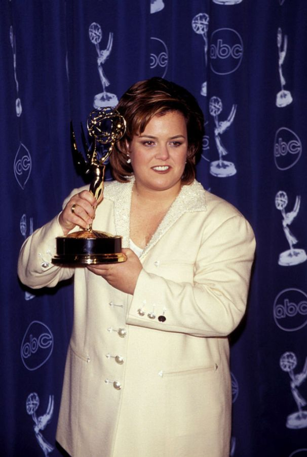 New York City 24th Annual Daytime Emmy Awards Rosie O' Donnell