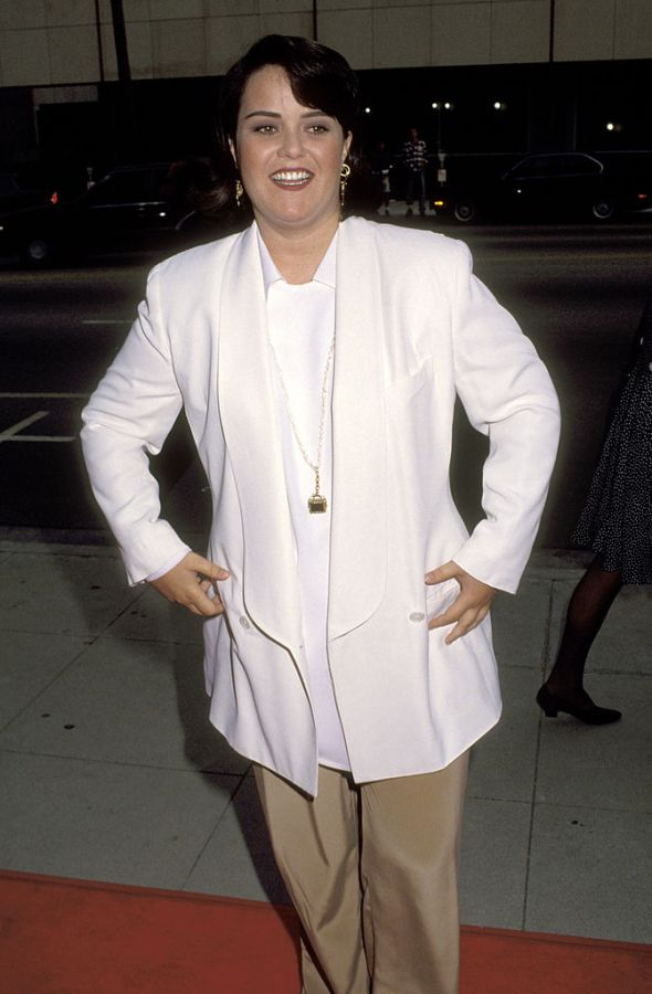 Rosie O'Donnell (Photo by Ron Galella/Ron Galella Collection via Getty Images)