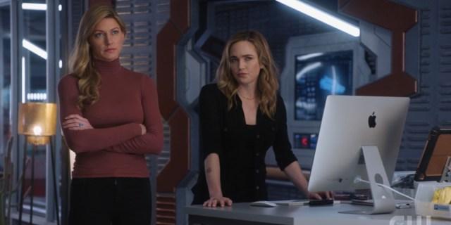 Legends of Tomorrow 613: Avalance, Ava and Sara look suspicious