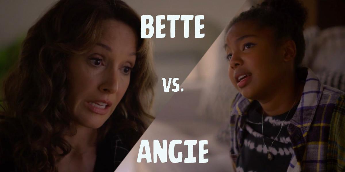 Bette vs. Angie