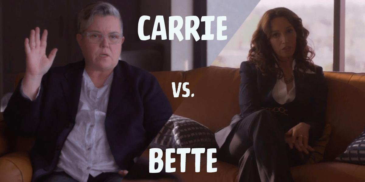 Carre vs Bette