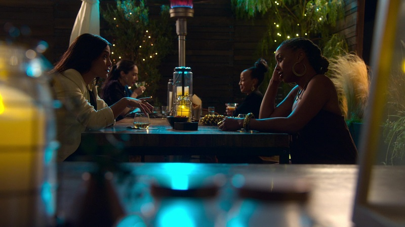 Malika goes on her second date with Angelica but Angelica assures her, there's no U-Haul waiting outside.