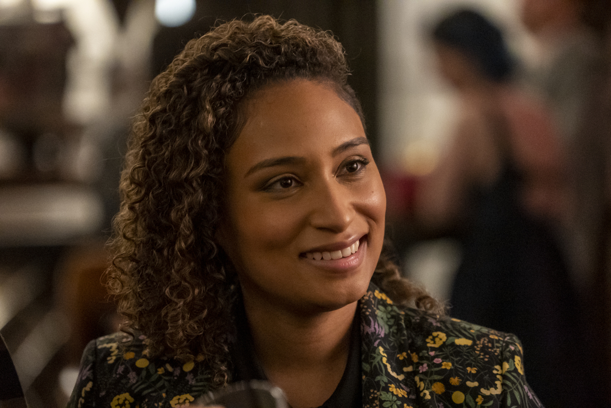 """Rosanny Zayas as Sophie in THE L WORD: GENERATION Q """"Light"""". Photo Credit: Kelsey McNeal/SHOWTIME."""