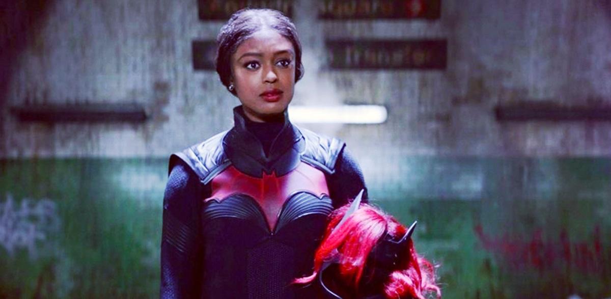 Javicia Leslie in Batwoman