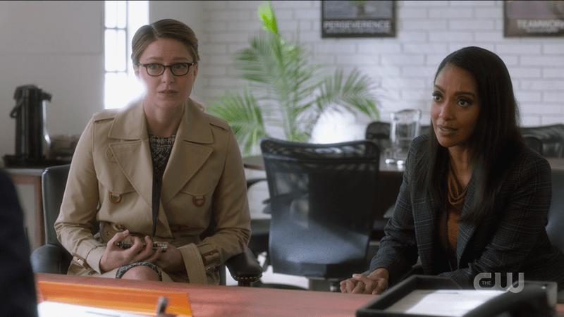 Supegirl recap 609: Kara and Kelly talk to the Warden