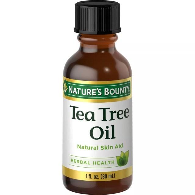 pic of tea tree oil bottle
