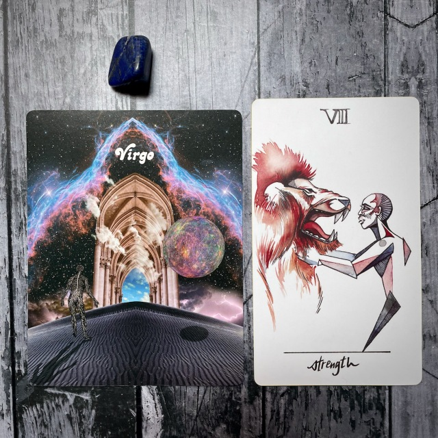 virgo, strength