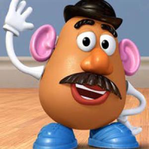 Profile gravatar of Mr Potato Head