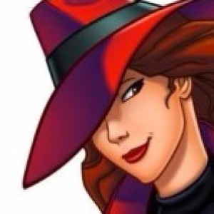 Profile photo of Carmen SanDiego